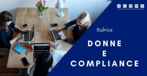 Donne e Compliance: intervista a Marica Piccioli, membro del Comitato Esecutivo